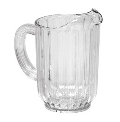 Pitcher, Plastic, 72oz