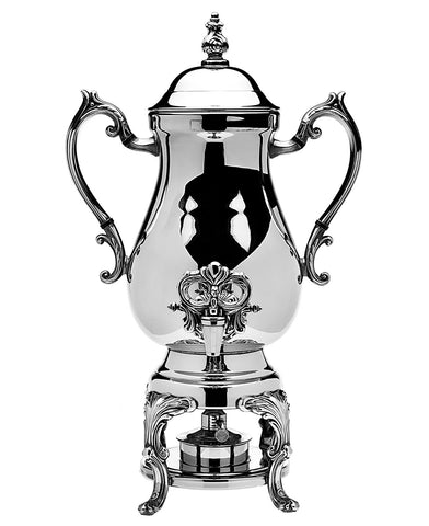 Coffee Urn, 25 Cup Silver