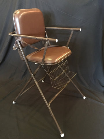 High Chair Metal (No Tray)