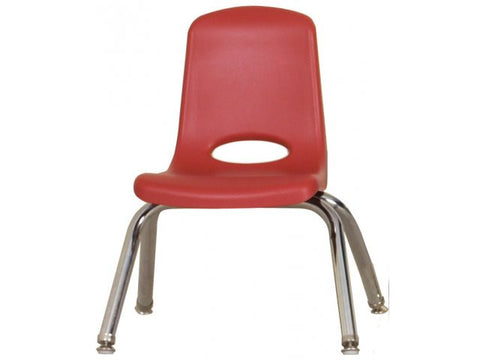 Childrens Chair, Red