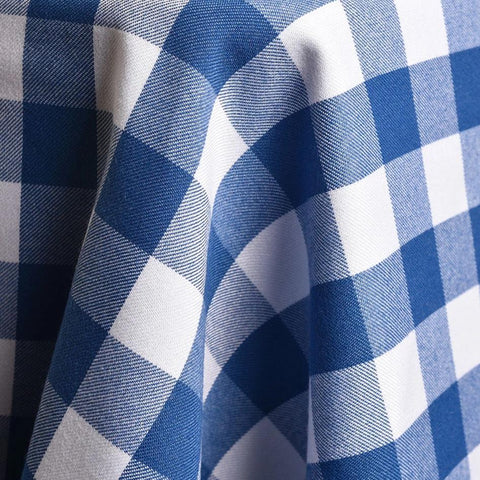 Country Check Blue