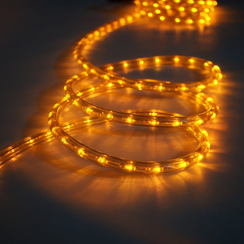 Rope Light, 18' Yellow