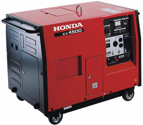 Quiet Generator, 4500watt – Party Tents & Events | Santa Rosa, CA Event  Equipment Rentals