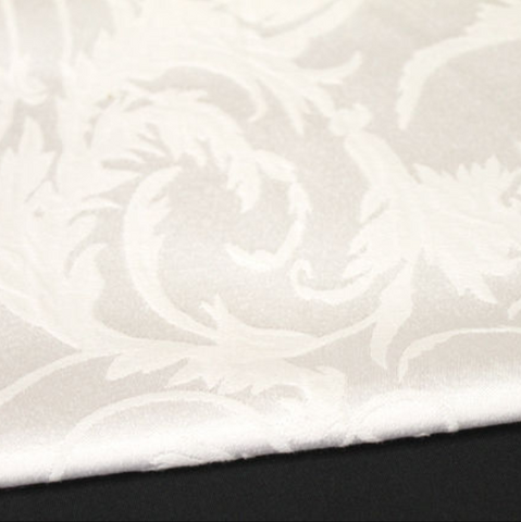 Damask Melrose White
