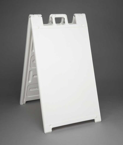 Sandwich Board, White