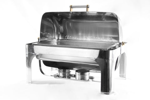 Chafer, 9 Qt. Roll Top