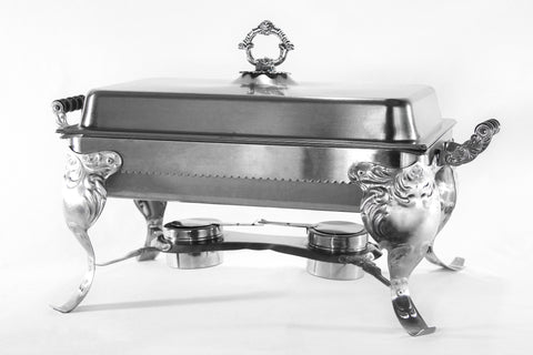 Ornate 8qt Chafer