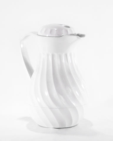 White Coffee Server 42oz.
