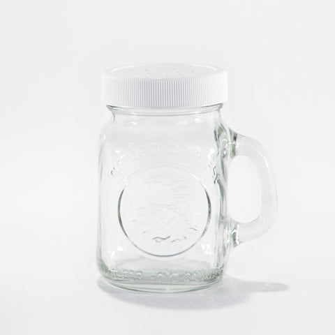Salt & Pepper set, Mason Jar