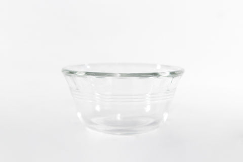 "Glass Ramekin, 4""x2"", 6oz."