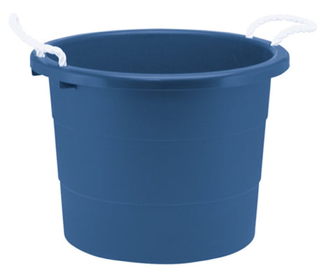 Plastic Beverage Tub Blue