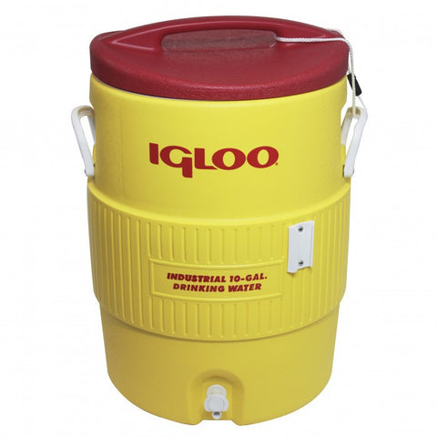 Igloo Cooler, 10 gallon