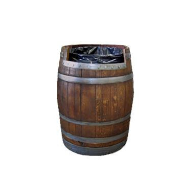 Garbage, Rustic Barrel