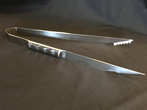Stainless Steel BBQ Tongs 19""