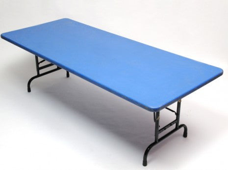 Childrens Table, Blue 6'x30""