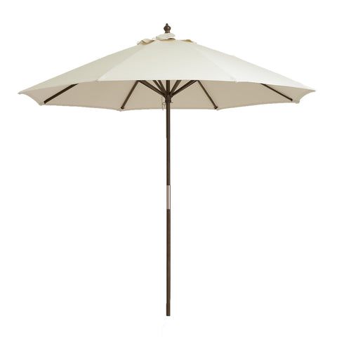 Umbrella, 11' Market Ivory