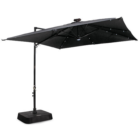 Umbrella, 9' Square Offset