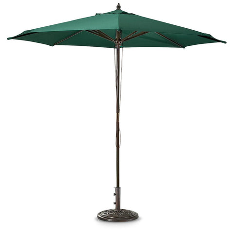 Umbrella, 9' Hunter Green