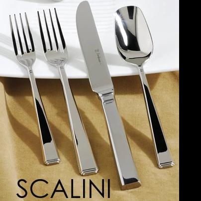 COMING SOON Scalini Flatware