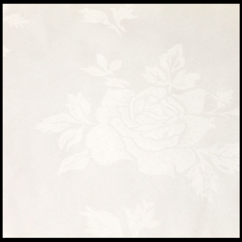 Damask Rose White
