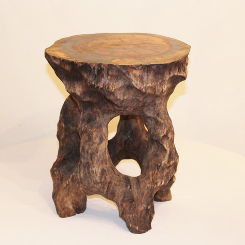 Rustic Wood Stand Large