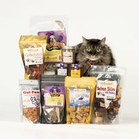 Buy - Cat Treats - With Additional Taurine and Single Ingredient Fish Products