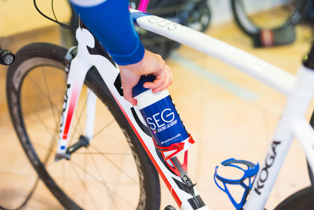 Tacx SEG Racing Academy bottle