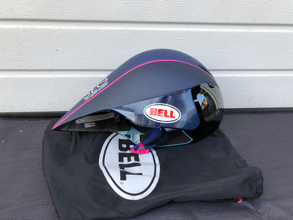 Bell Javelin SEG Racing Academy custom