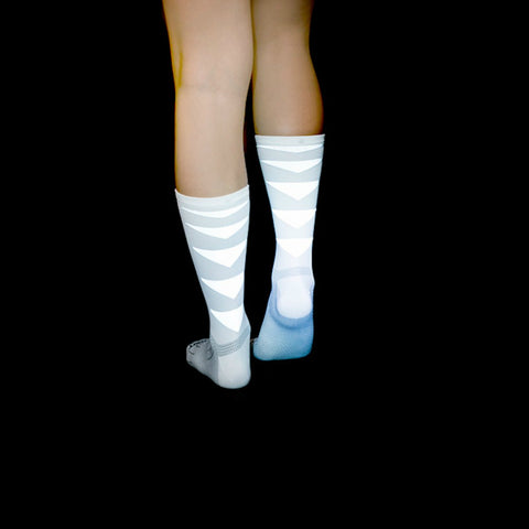 Socks (Shine Tri grey)