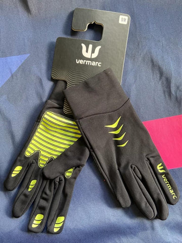 Winter gloves (yellow and black)