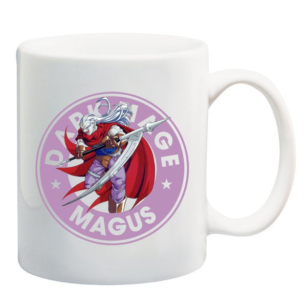 Chrono Trigger Magus Starbucks Gamer Ceramic 11oz Mug