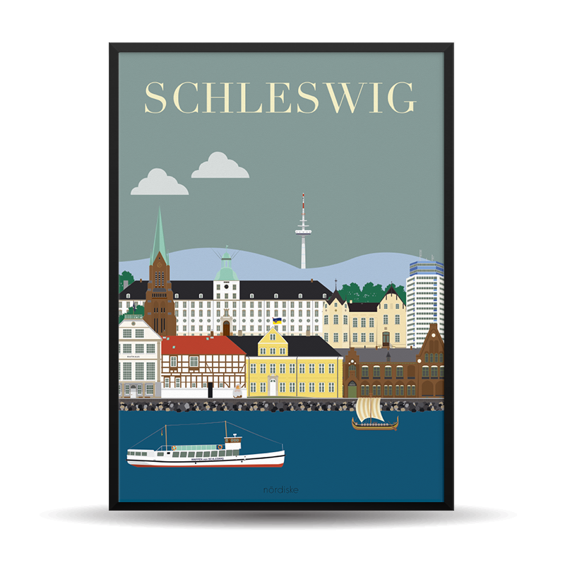 Schleswig Poster