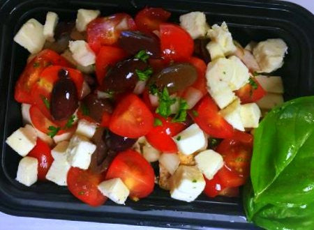 MacroNu Chicken Bruschetta Gluten Free Home Delivery