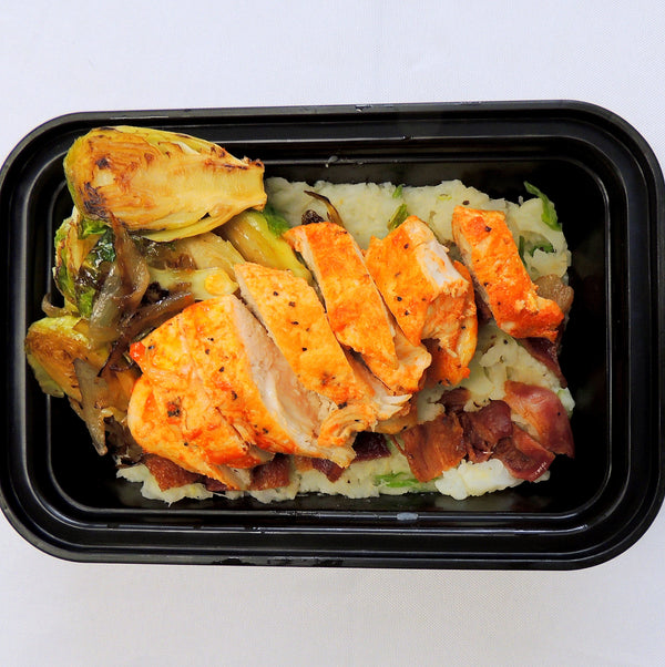 MacroNu Buffalo Chicken Paleo Home Delivery Meal Prep Company