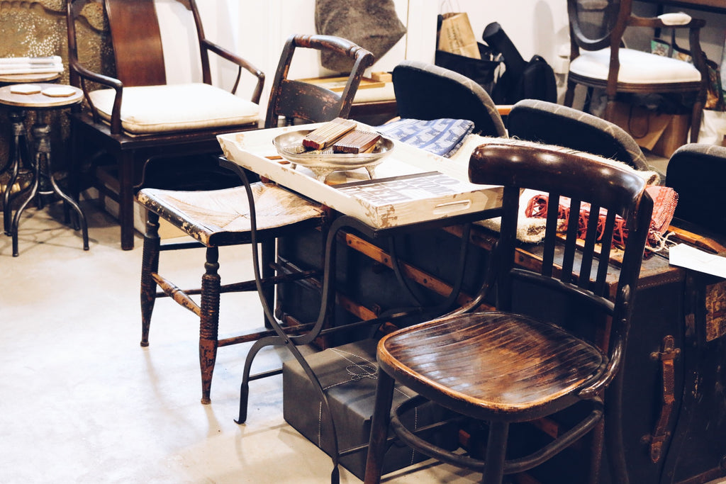 Ad Hoc Collective Coffee + Shoppe: The space