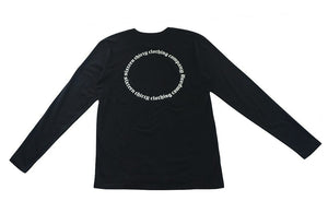 GOTH LOGO LONG SLEEVE T-SHIRT