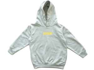 TODDLER/YOUTH RACER LOGO HOODIE