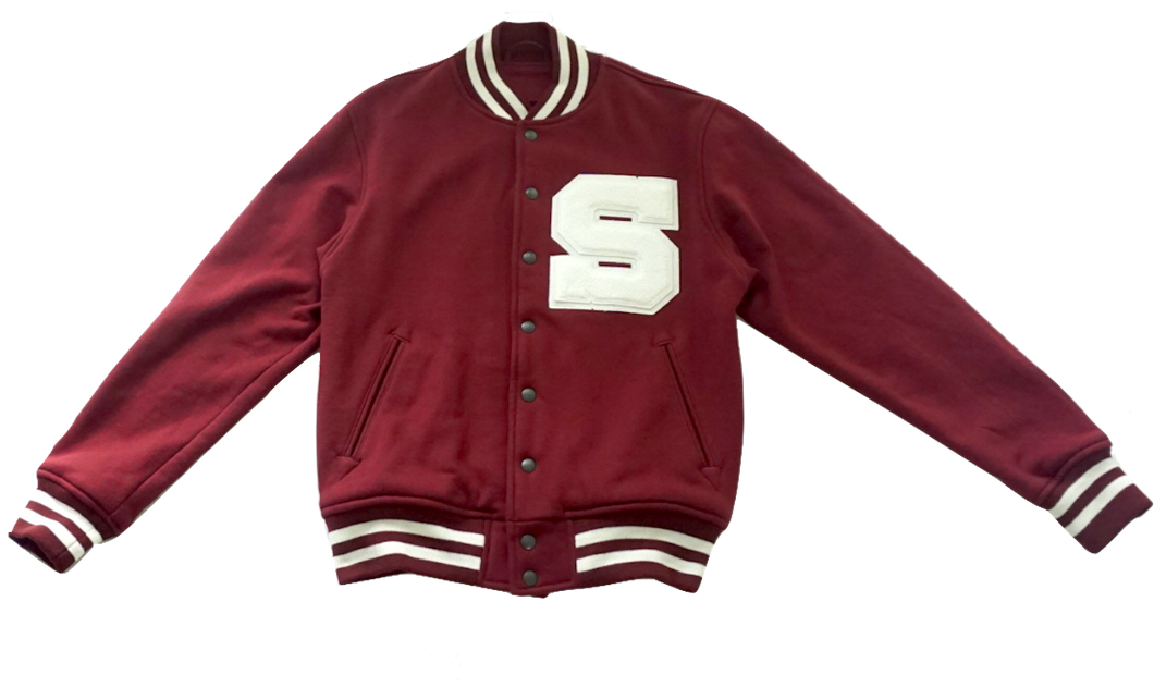 Limited Edition-Terry Varsity Jacket