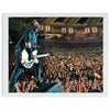 Dave Grohl of Foo Fighters MSG Gallery Art Print