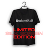 Rock and Roll Limited Silk Screen Edition Tee