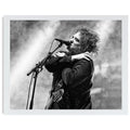Robert Smith of The Cure Gallery Art Print