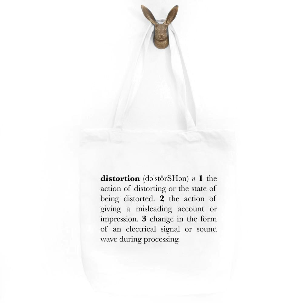 Distortion Definition Tote