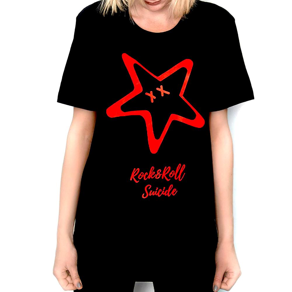 Rock & Roll Suicide Tee