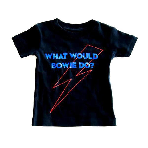 What Would Bowie Do? Child Tee