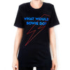 What Would Bowie Do? Tee