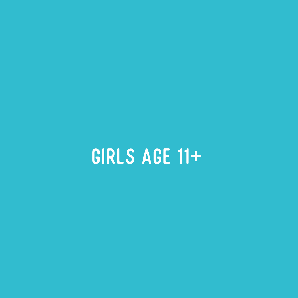 Girls 11+ years
