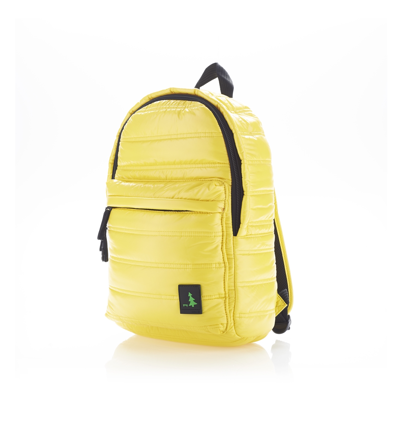Mueslii bright yellow backpack