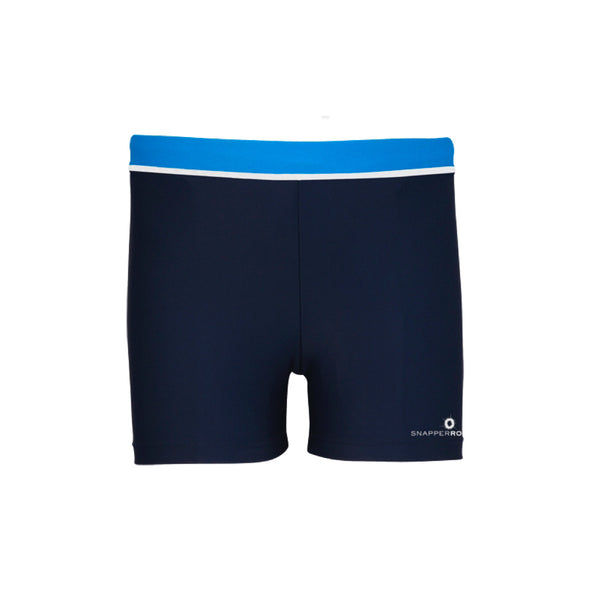 'Snapper Rock' Navy Swim Shorts