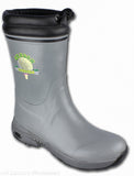 Oregon Mudders Men's AR102M Waterproof Golf Boot 14 inch Grey