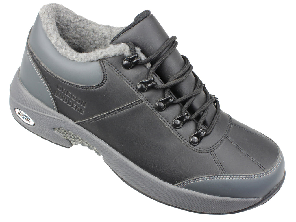 Oregon Mudders Men's Water-Proof CM400N Oxford Golf Shoe with Turf Nipple Sole